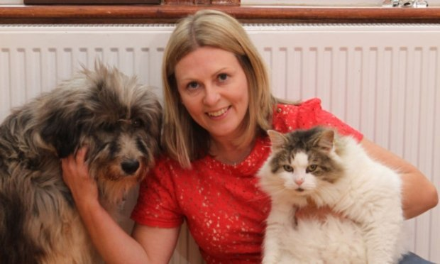 In the Press: Rescue pets are the perfect pick me up