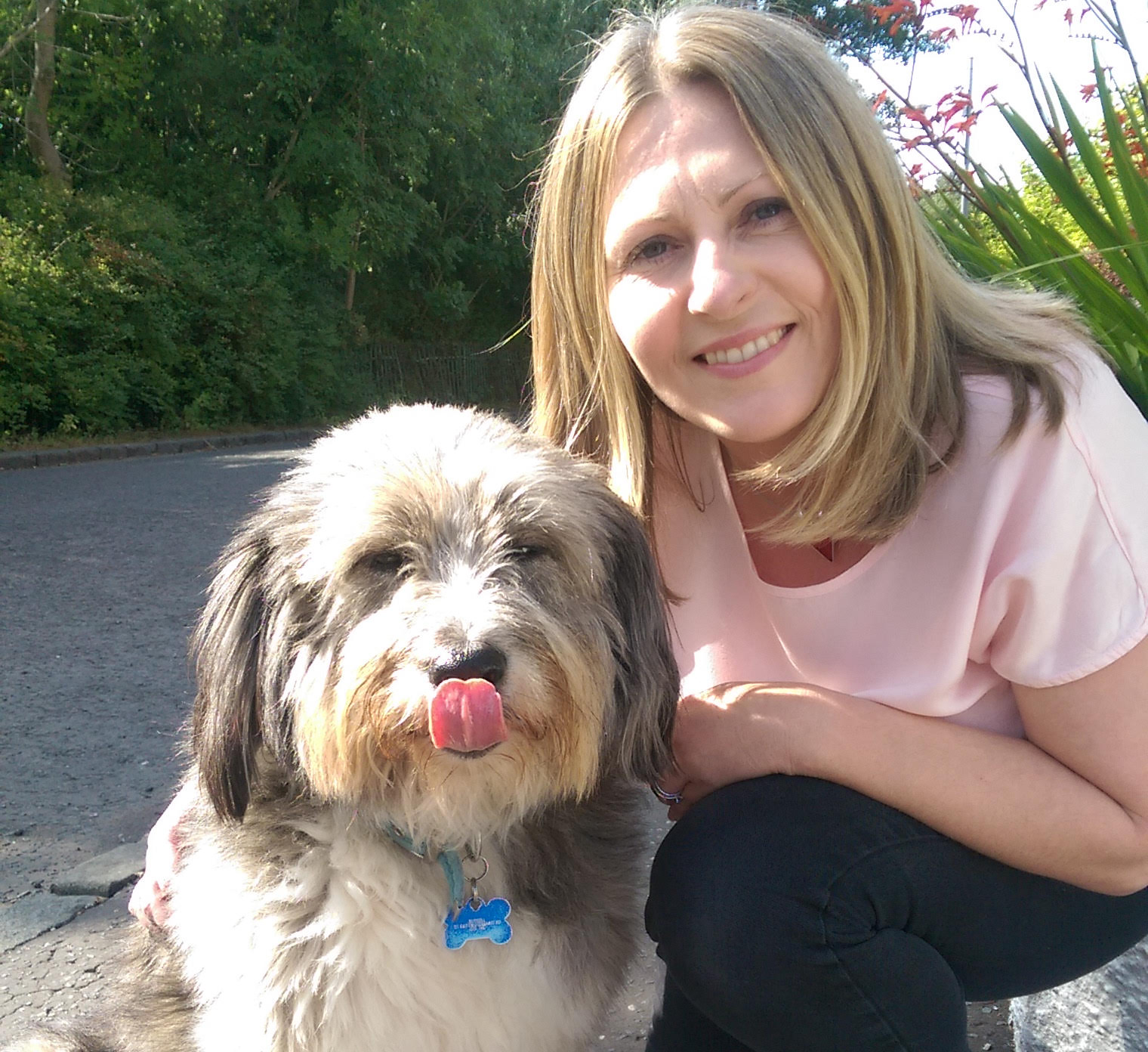 East Renfrewshire woman hailed for charity which enables elderly people to adopt animal companions