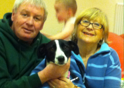 Becks, Carole & Mike