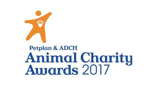 Finalist in Pet Plan's 'Animal Charity Volunteer of the Year' 2017