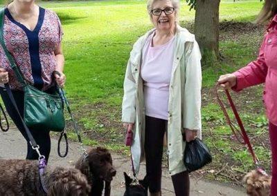 Give a Dog a Bone…and an animal a home - Group Dog Walk