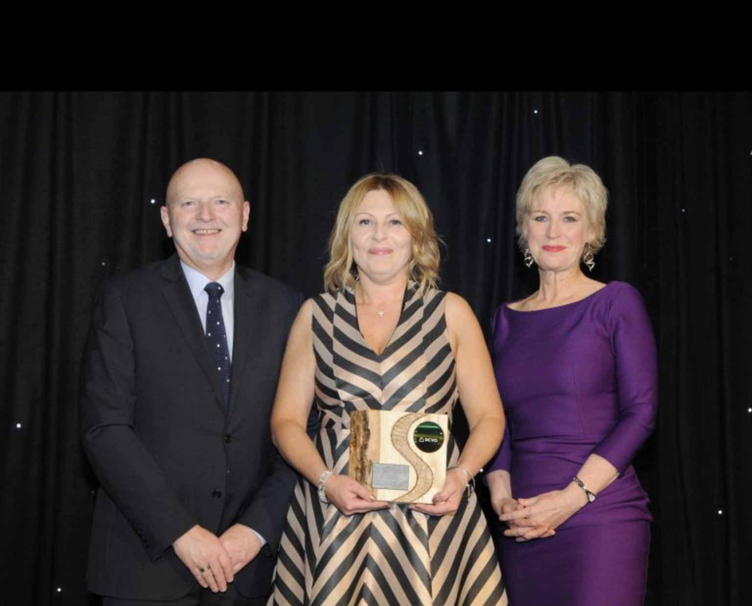 Winner of:  Amazing Contribution to Community category at the Amazing Women Awards