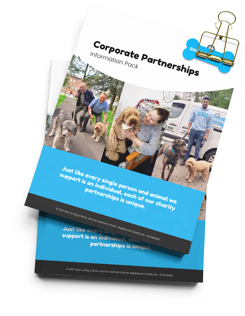 Download our 'Corporate Partnerships Information Pack'